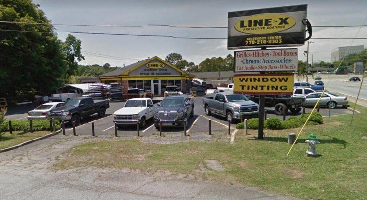 LINE-X Truck Accessory Center